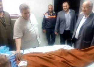 بعد شكاوى المواطنين.. فتح جزئي لأقسام الاستقبال والطوارئ ببنها الجامعي