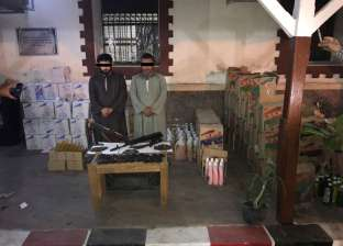 ضبط شقيقان بعد ارتكابهما عملية نصب ضحيتها صاحب مصنع منظفات في أسيوط
