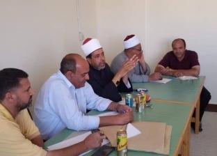 المنطقة الأزهرية بجنوب سيناء تستعد لاعتماد هيئة ضمان الجودة