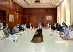 تجهيز مستشفى الجراحات بجامعة طنطا لدخول الخدمة فعليا خلال عام