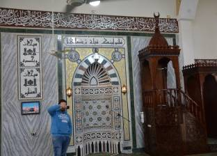 """المجلس الأعلى للآثار: منبر """"أبو بكر مزهر"""" نُقل للترميم"""