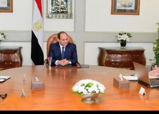 السيسي يشارك بالقمة العربية الطارئة بالسعودية.. ويبدأ جولة أفريقية غدا