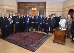 رئيس جامعة الزقازيق يشارك في مؤتمر عام اتحاد الجامعات العربية ببيروت