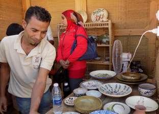 """مهرجان تونس بين """"الفن"""" و""""التعليم"""".. ورش تدريبية ومعارض لوحات تسويقية"""