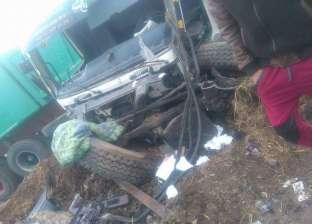 """إصابة 5 أشخاص في تصادم """"ميكروباص وتروسيكل"""" ببورسعيد"""