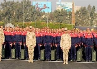طلبة الكليات العسكرية الجدد فى اليوم الأول: تحقَّق حلم العمر