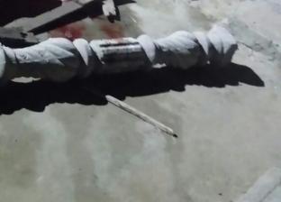 """مصرع فرد أمن سقط من أعلى مبنى """"التثقيف الفكري"""" بحي الزهور في بورسعيد"""