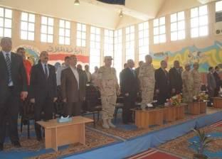 رئيس جامعة المنيا يشهد ختام بطولة الجمهورية للملاكمة