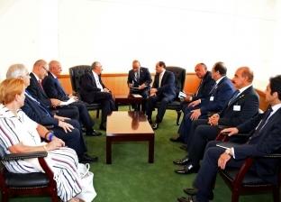 السيسي يلتقي رئيس البرتغال في فعاليات الدورة 73 للأمم المتحدة