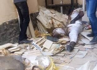 """مصدر أمني: """"تشريح"""" جثمان متهم بقسم منشأة ناصر لبيان أسباب الوفاة"""