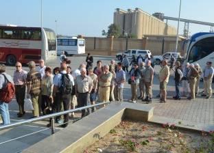 """ميناء الزيتيات يستقبل 8500 طن بوتاجاز قادمة من """"ينبع"""""""