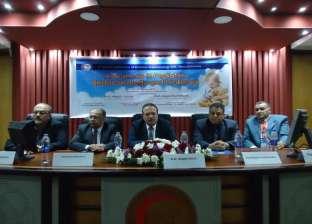 """انطلاق فعاليات المؤتمر الأول لوحدة الغدد الصماء والسكري في """"طب طنطا"""""""