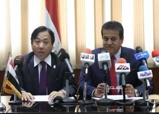 السفير الياباني عن إنشاء الجامعة اليابانية: مصر دولة مهمة بالمنطقة