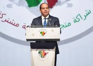 السيسي: الجيش احترم إرادة المصريين في ثورتي يناير ويونيو