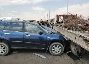 مصرع شقيقين في حادث مروري بمغاغة