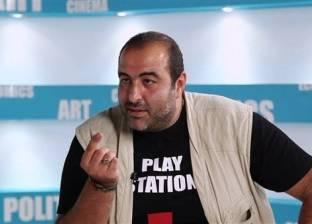 """مستشاران قانونيان من """"المهن السينمائية"""" لمتابعة أزمة سامح عبدالعزيز"""