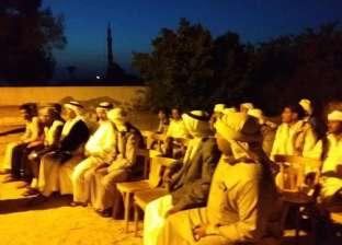 مركز شباب الروضة يقيم أمسية شعرية على هامش ذكرى مذبحة بئر العبد