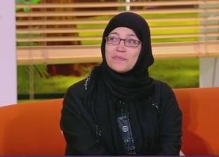 """أم الشهيد وليد عبدالسميع: """"ابني قدملي في المسابقة.. وتكريمي هدية منه"""""""