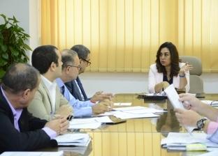 محافظ دمياط تناقش عددا من الملفات المتعلقة بشركات المنطقة الحرة