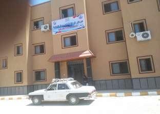 مركز رعاية الصحة بالعريش.. من مبنى متهالك لصرح طبي عملاق