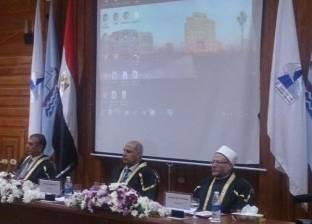 محافظ كفر الشيخ: المستشفى الجامعي من أفضل المستشفيات في مصر
