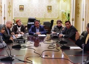 """بدء اجتماع """"قوى عاملة النواب"""" لمناقشة أزمة الخدمة المدنية"""