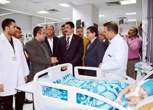 مدير مستشفى بهتيم: إجراء 245 جراحة قلب للأطفال