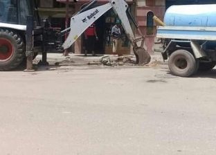 انتهاء أزمة المياه ببورسعيد ومطالب بعدم تخزينها لوصولها للأدوار العليا
