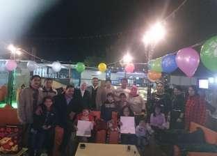 تكريم الطالب المتميزين من متحدي الإعاقة في شرم الشيخ