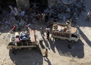 8 قتلى جراء قصف لقوات النظام بالمنطقة العازلة في إدلب