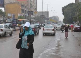 الأرصاد: استمرار موجة الطقس السيئ على محافظات المدن الساحلية