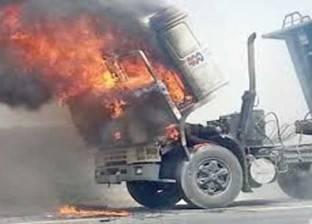 مصدر أمني بقنا: ماس كهربائي وراء حريق إحدى عربات القطار 158 في نجع حمادي