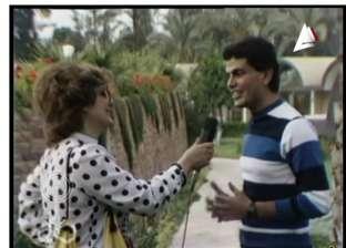 """بالفيديو  لقاء نادر.. """"الهضبة"""": مبحبش ألبس بدل وعبد الوهاب مثلي الأعلى"""