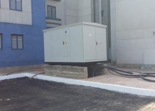 بدء تركيب محولات الكهرباء بمشروع 44 عمارة ببورسعيد استعدادا للافتتاح