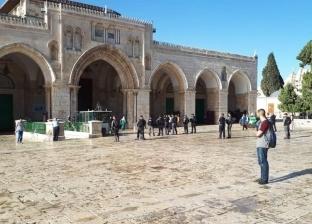 الاحتلال الإسرائيلى يحاصر الصائمين فى الأقصى.. وقواته تعتقل ثلاثة مصلين