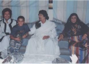 وفاة شقيقة الرئيس الليبي الراحل معمر القذافي في مصر