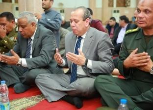 بالصور  محافظ كفر الشيخ يشهد احتفالية الأوقاف بالمولد النبوي الشريف