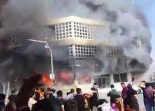 الحرس الثوري يشن حملة اعتقالات ضد مدنيين بسبب تظاهرات الوقود