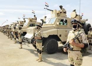 قفزات التسليح والتدريب تضع الجيش المصرى وسط «الكبار»