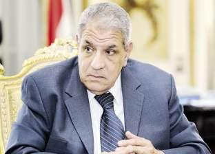 عاجل| إبراهيم محلب يغادر مطار القاهرة الدولي إلى أديس أبابا