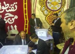بدء فرز أصوات انتخابات نقابة المهن التمثيلية