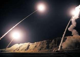 بالفيديو| سانا: الدفاع الجوي السوري يواصل تصديه للغارات الإسرائيلية