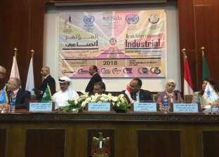 أشرف شعلان: أتمنى توقيع بروتوكول بالمؤتمر الصناعي العربي لدعم التصنيع