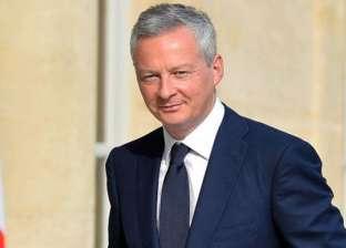 وزير الاقتصاد الفرنسي: باريس لديها استعداد كبير لتعزيز التعاون مع مصر