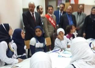 منتدى تعليمي لطلاب بني سويف يحاكي مؤتمر  الشباب بشرم الشيخ