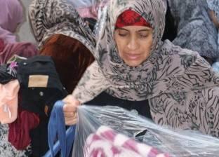 توزيع المرحلة الثانية لحملة بطاطين الشتاء للمحتاجين بمنطقة المراغي في الإسكندرية