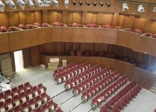 افتتاح مسرح «بلدية طنطا» فى ذكرى الثورة