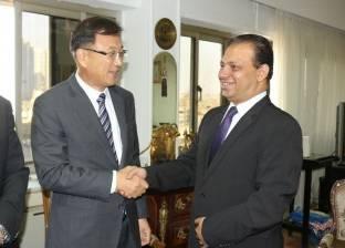 """منحة """"كورية"""" لتطوير البرامج التعليمية بالتليفزيون المصري"""