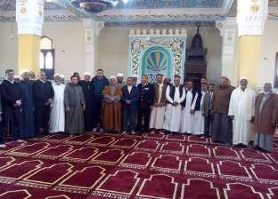 افتتاح مسجد أبو بكر الصديق بسيوة بتكلفة 2 مليون جنيه