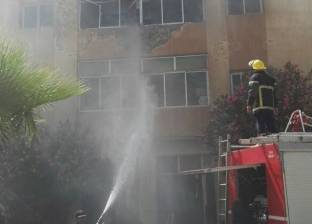 إصابة طفل بحروق بعد تسرب الغاز بمنزله في مركز أشمون